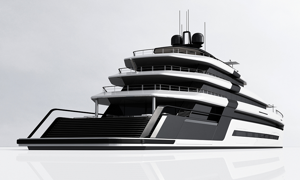 Large Yacht Designs