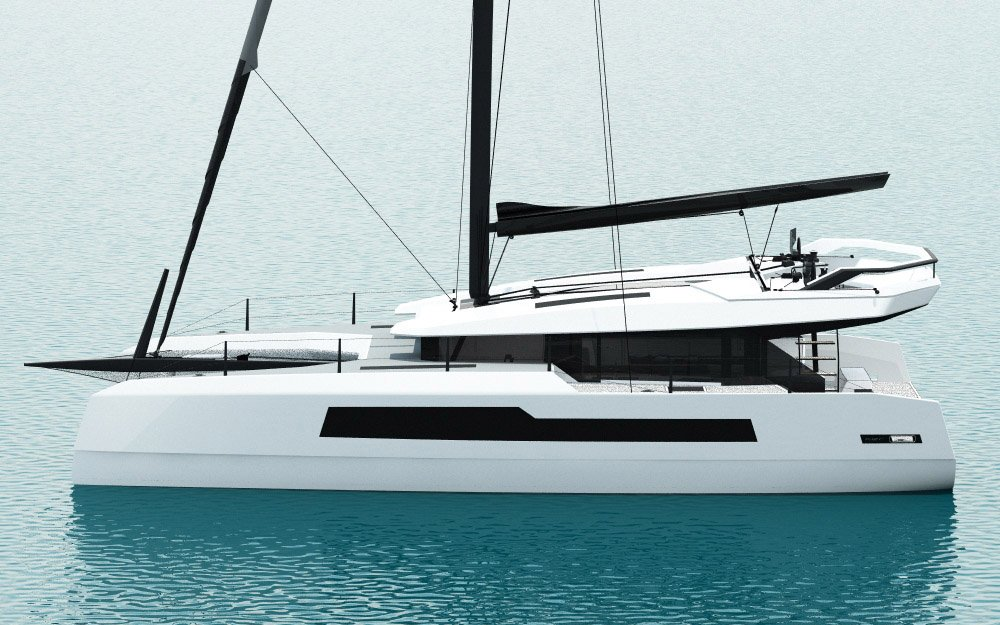 Multihull Yacht Designs