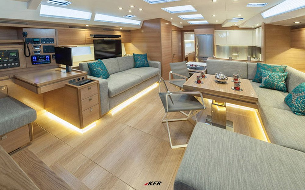 Cruising Yacht Designs