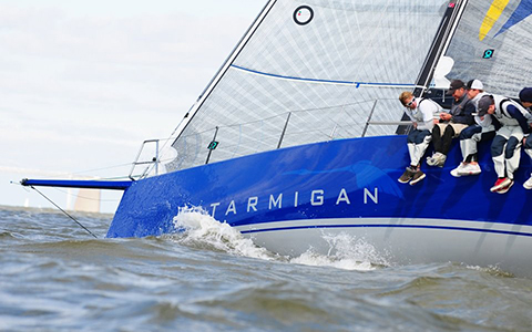 Thumbnail image of the boat design - Ptarmigan