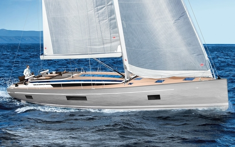 Thumbnail image of the boat design - Bavaria C65
