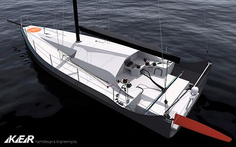 Thumbnail image of the boat design - Concise 8