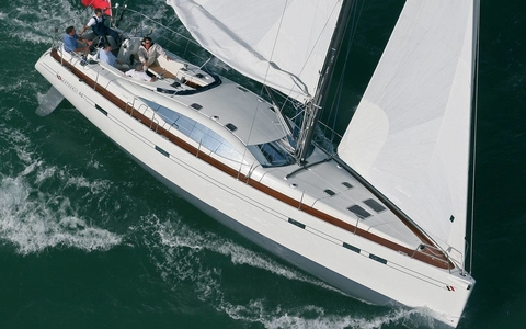 Thumbnail image of the boat design - Southerly 46RS