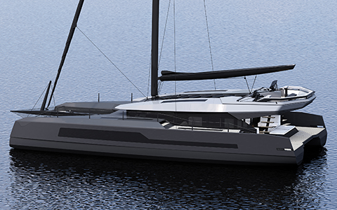 Thumbnail image of the boat design - MC60